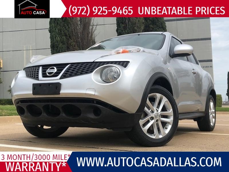 Nissan JUKE 2013 price $9,988