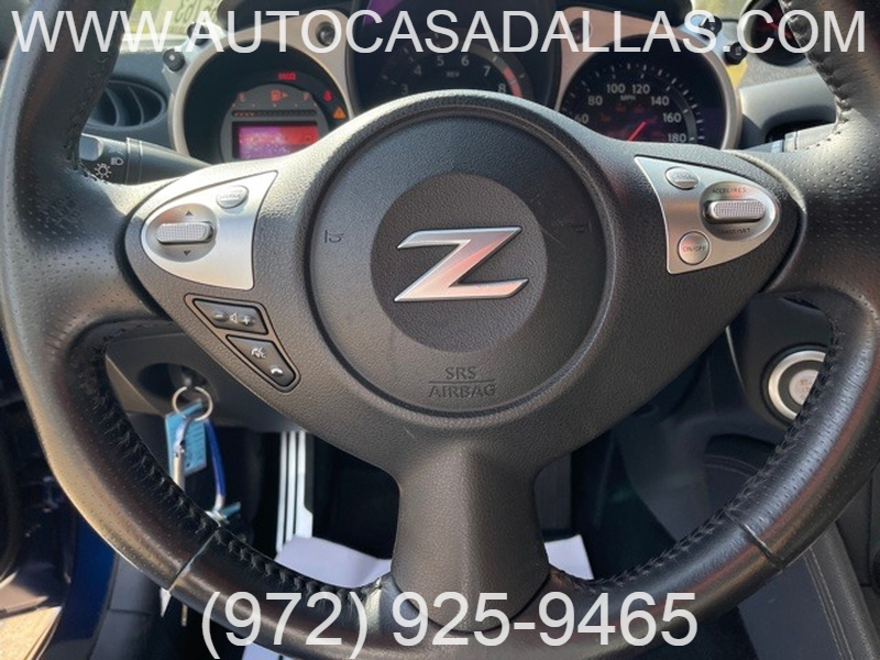 Nissan 370 Z 2016 price $22,988