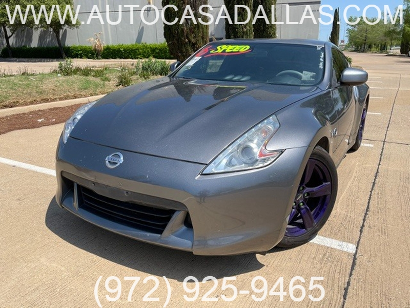 Nissan 370 Z 2011 price $15,888