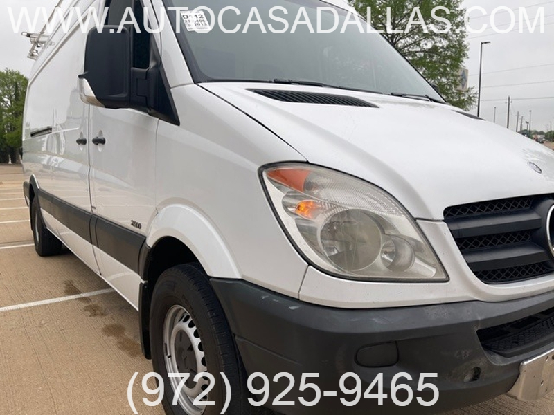 Mercedes-Benz Sprinter Cargo Vans 2013 price $23,988