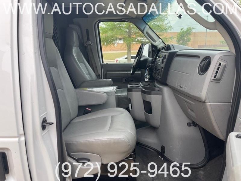 Ford Econoline Cargo Van 2012 price $14,988