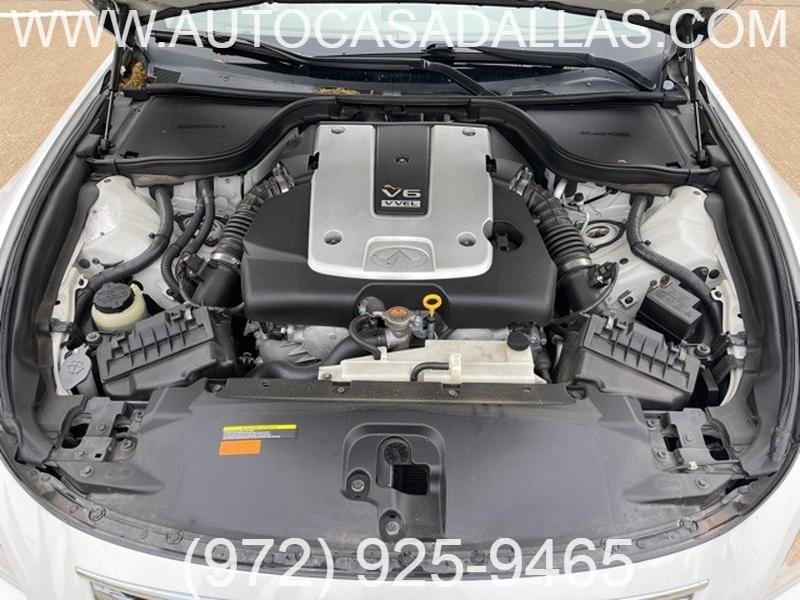 Infiniti G 37 2009 price $16,488