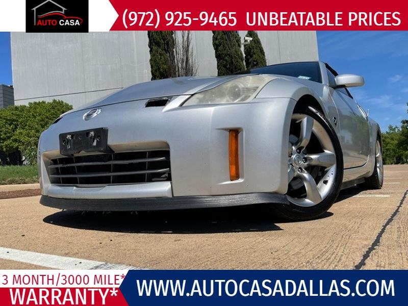 Nissan 350 Z 2007 price $8,988