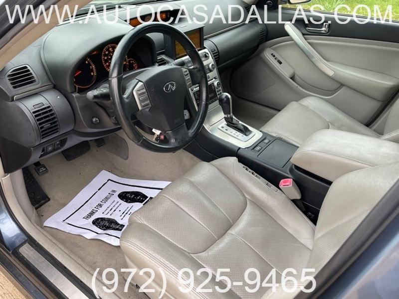 Infiniti G 35 2005 price $8,988