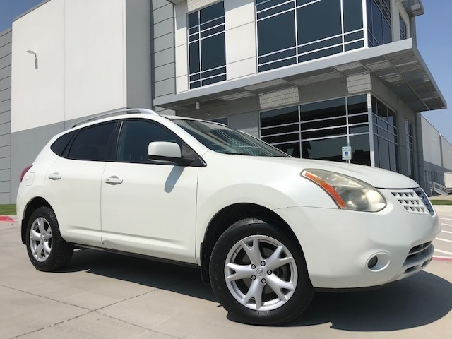 Nissan Rogue 2008 price $4,899