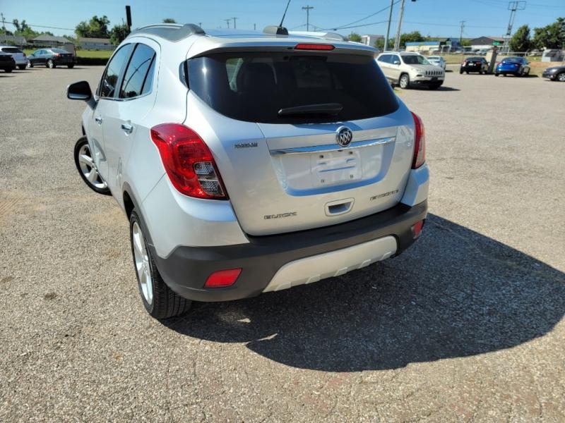 Buick Encore 2015 price $11,498