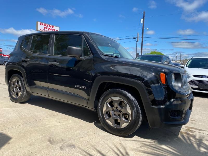 Jeep Renegade 2015 price $12,550
