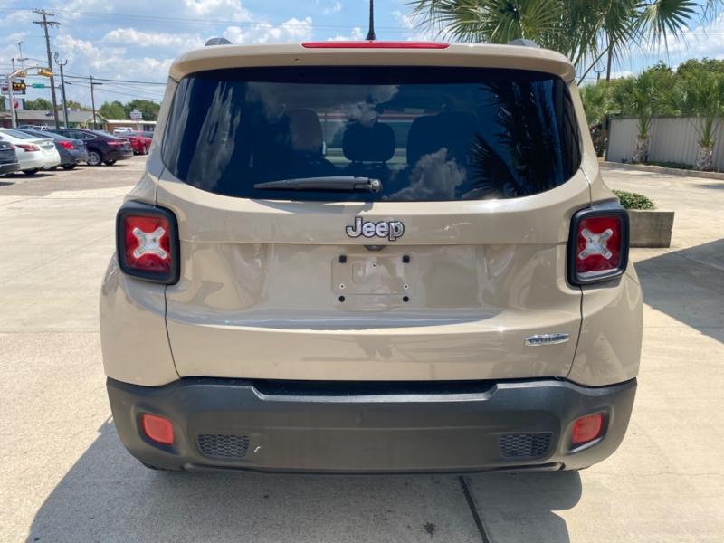 Jeep Renegade 2015 price $14,999