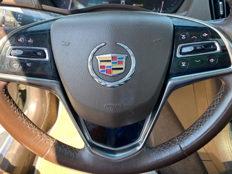 Cadillac ATS 2014 price $17,825