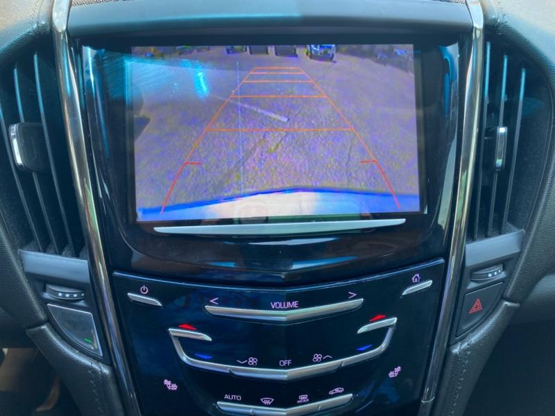 Cadillac ATS Sedan 2016 price $19,886