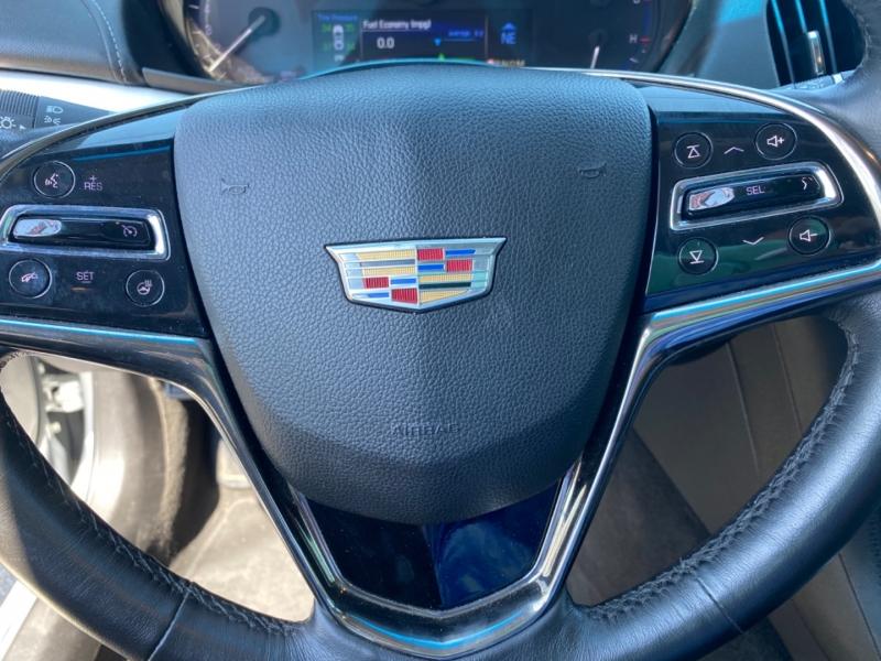 Cadillac ATS Sedan 2016 price $24,995
