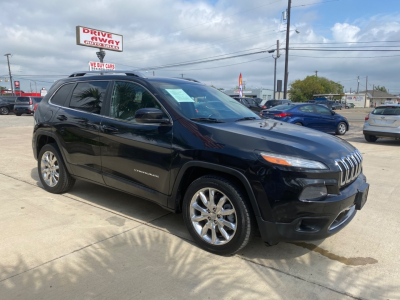 Jeep Cherokee 2014 price $16,999