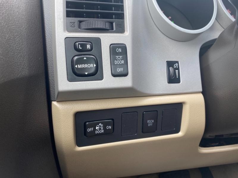 Toyota Tundra 4WD Truck 2009 price $17,995