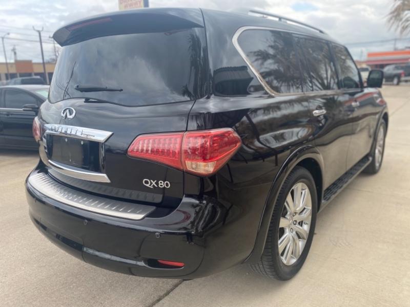 Infiniti QX80 2014 price $23,995