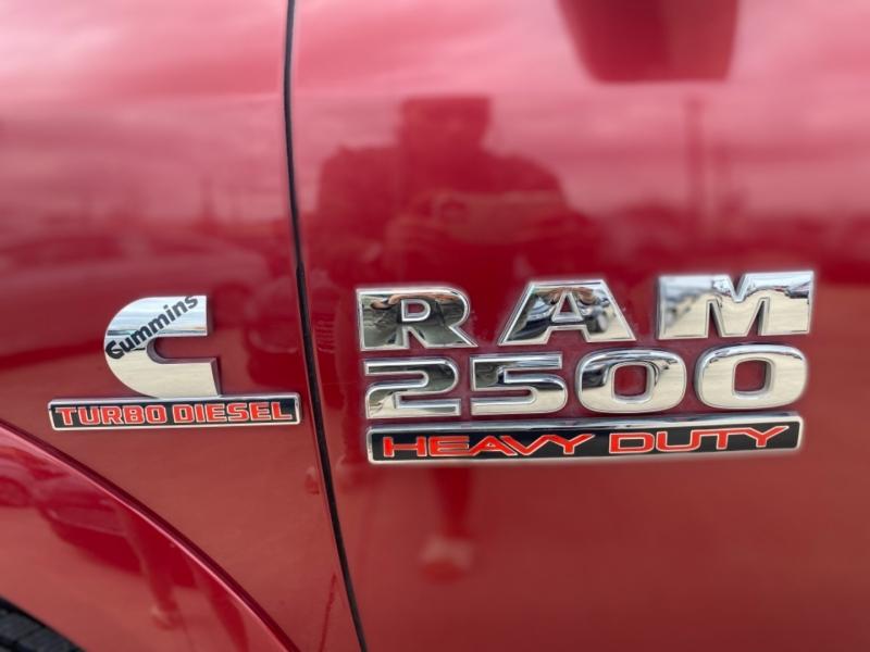 RAM 2500 2014 price $41,999