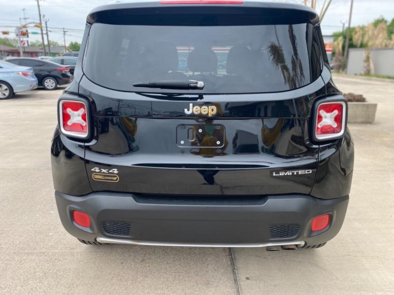 Jeep Renegade 2016 price $16,999