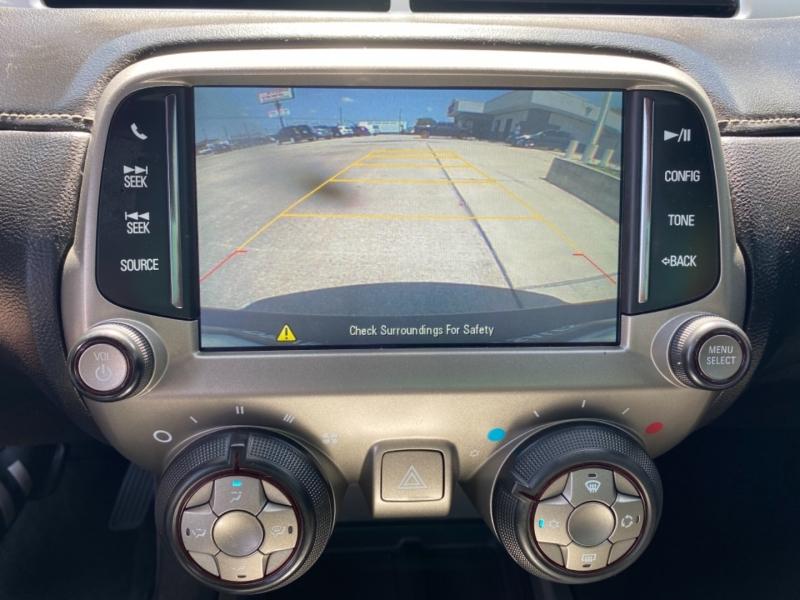 Chevrolet Camaro 2015 price $24,999