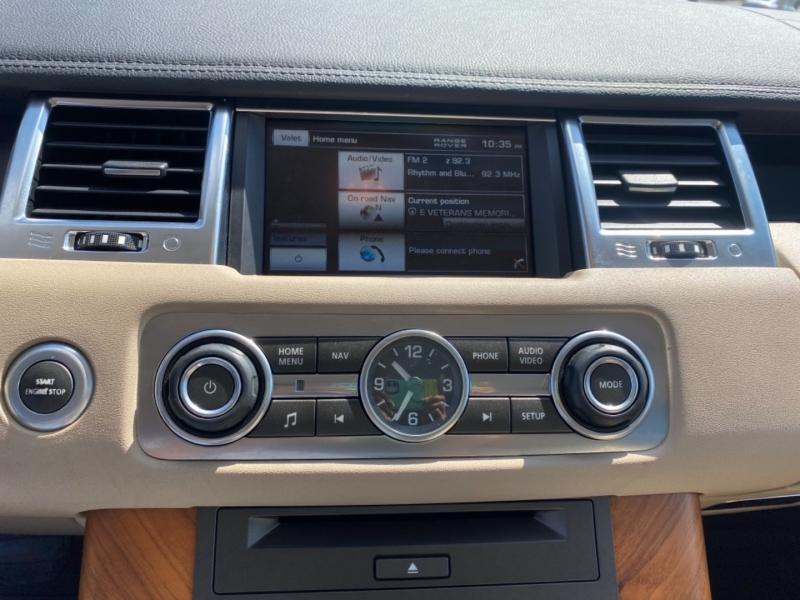 Land Rover Range Rover Sport 2012 price $20,995
