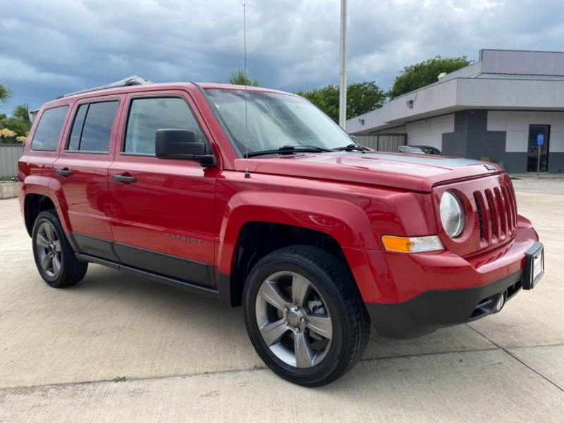 Jeep Patriot 2017 price $17,999