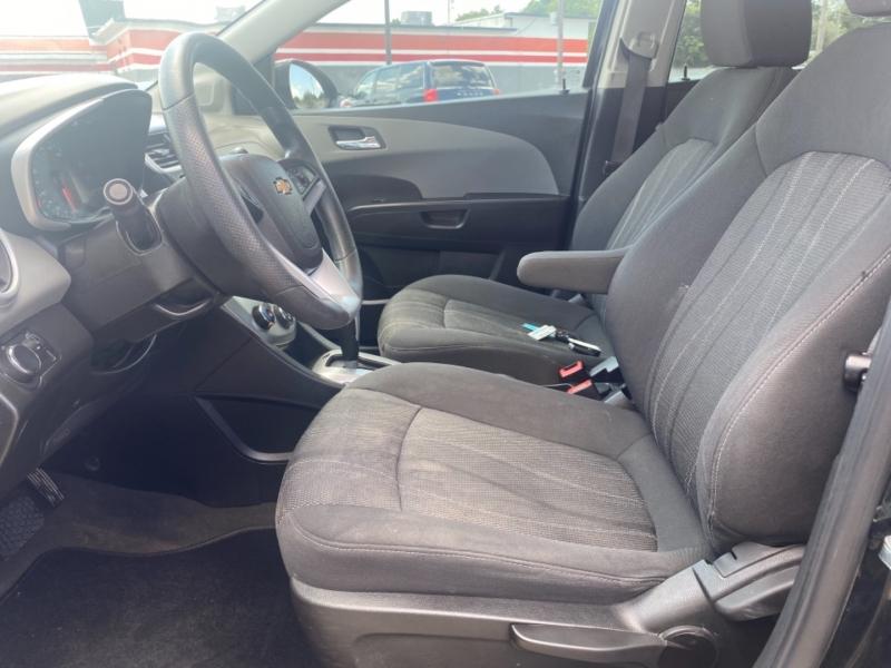 Chevrolet Sonic 2018 price $14,999