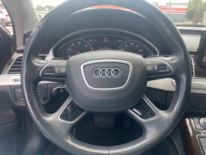 Audi A8 L 2014 price $29,999