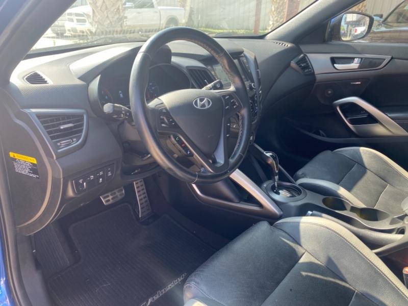 Hyundai Veloster 2016 price $16,850