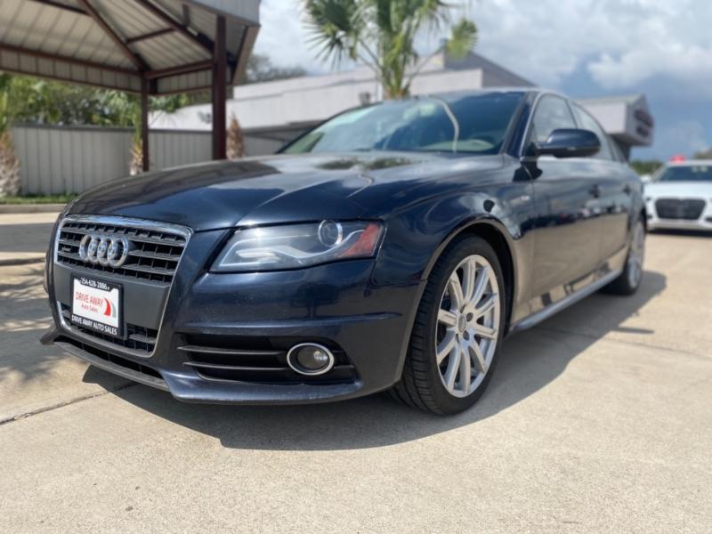Audi A4 2012 price $15,450