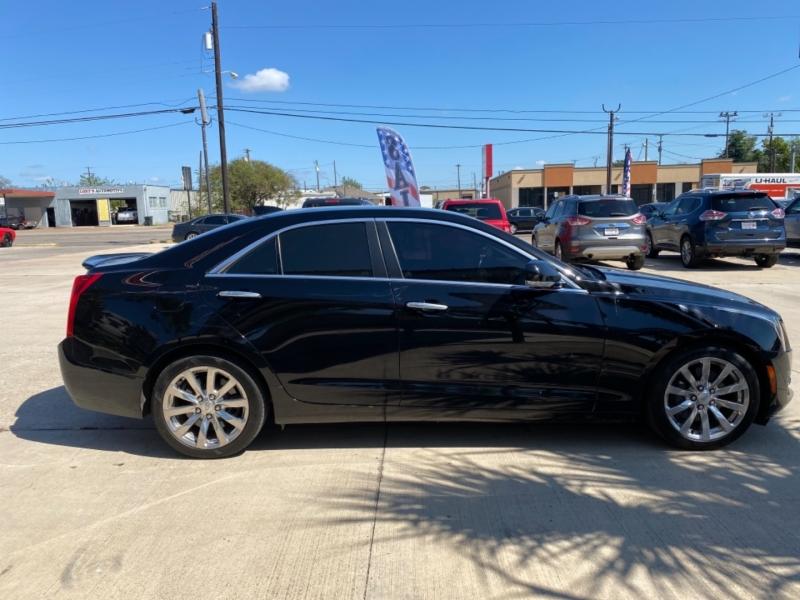 Cadillac ATS Sedan 2017 price $23,995