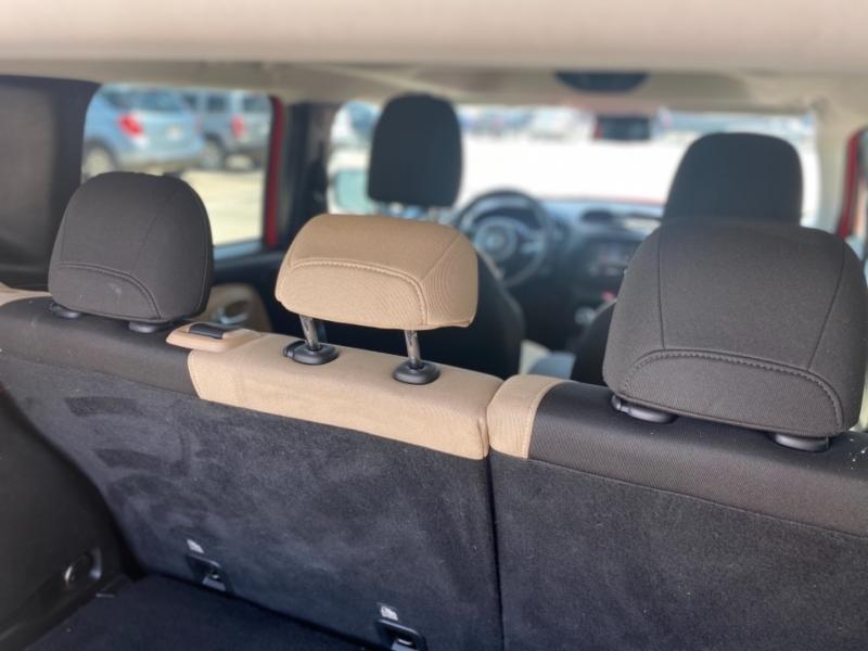 Jeep Renegade 2016 price $18,999