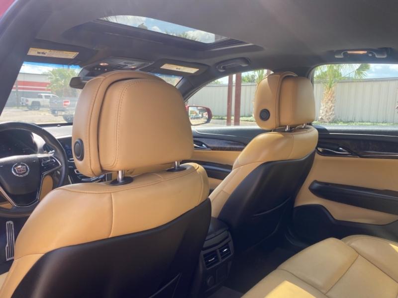 Cadillac ATS 2014 price $25,995