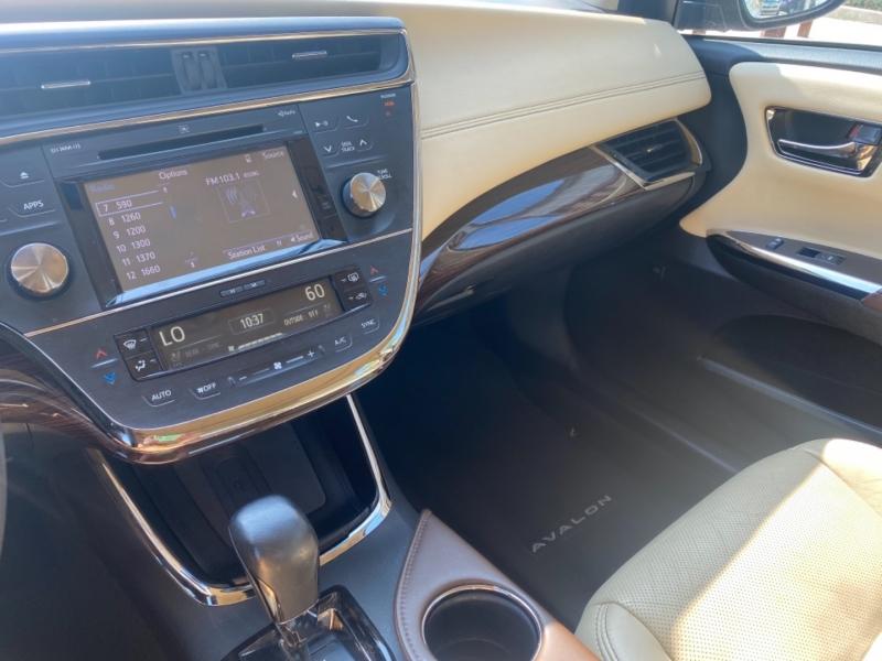 Toyota Avalon Hybrid 2015 price $19,999