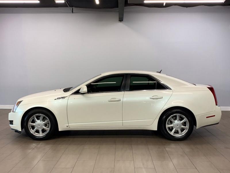 Cadillac CTS 2008 price $10,495