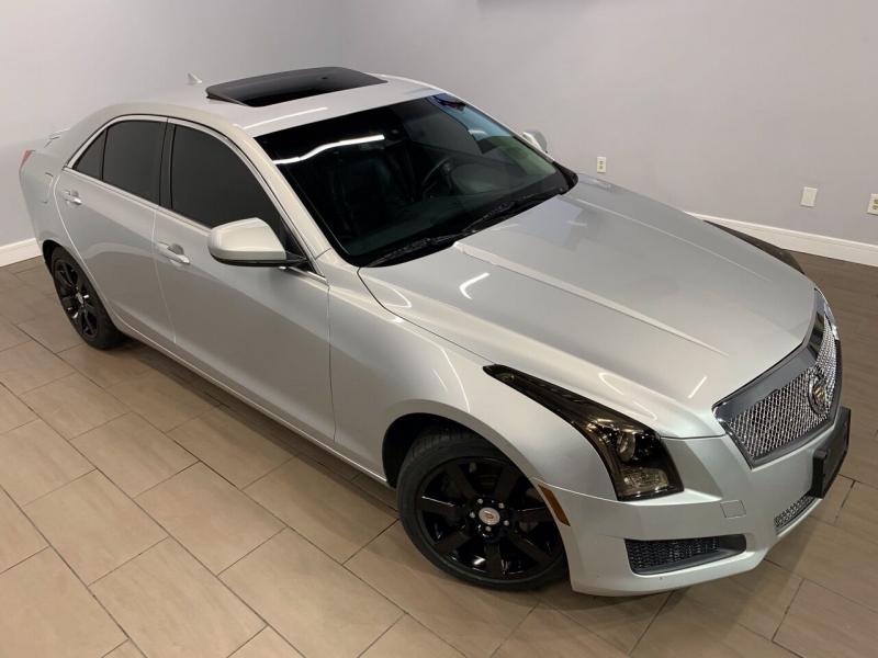 Cadillac ATS 2013 price $11,495