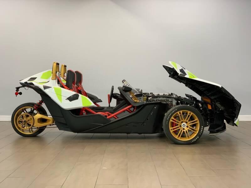 Polaris Slingshot 2016 price $16,995