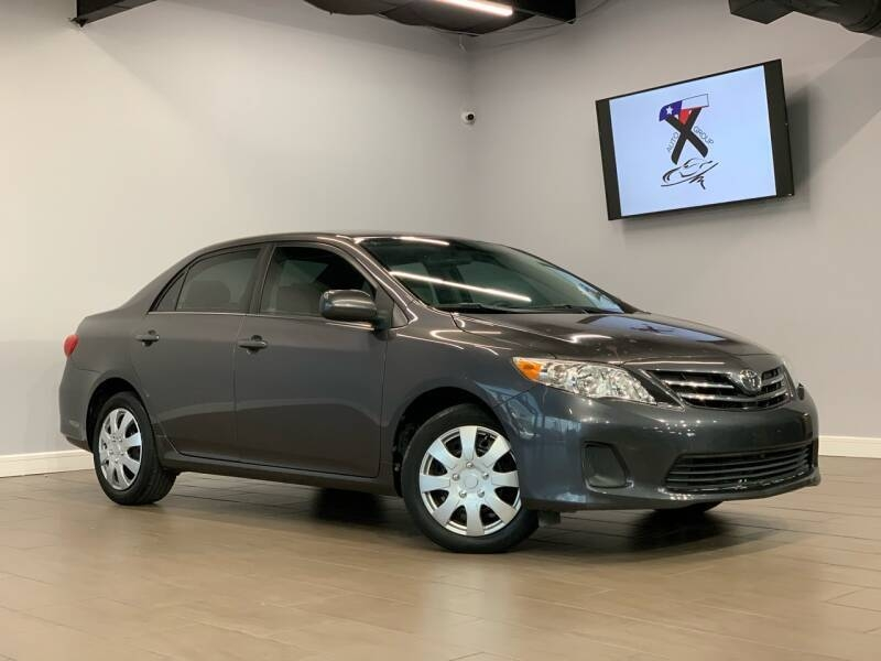 Toyota Corolla 2013 price $7,495