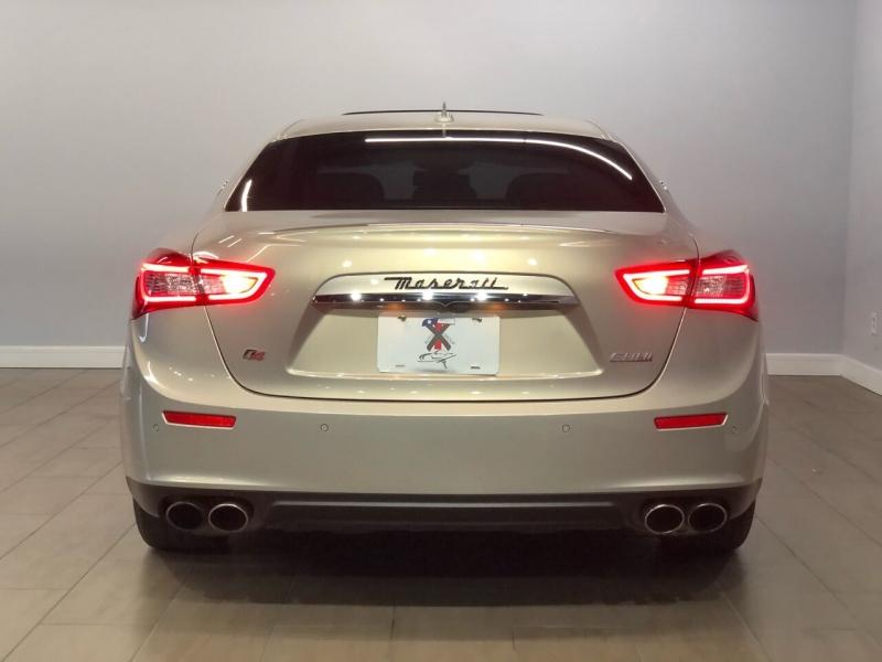 Maserati Ghibli 2014 price $26,995
