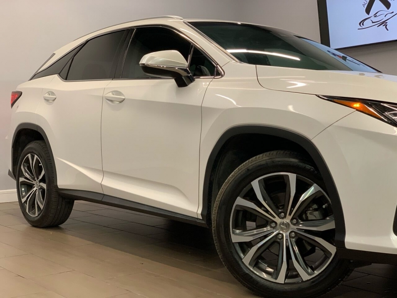 Lexus RX 350 2017 price