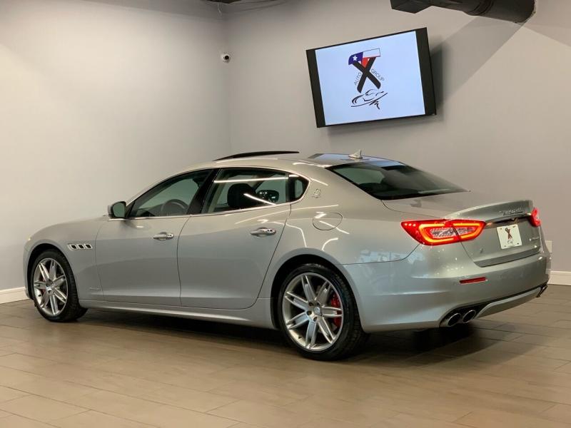 Maserati Quattroporte 2018 price $64,995