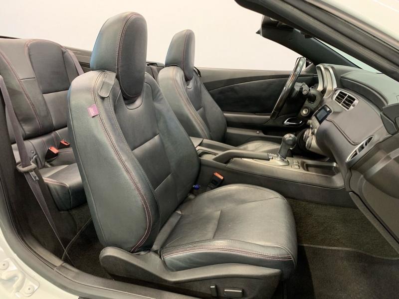 Chevrolet Camaro 2012 price