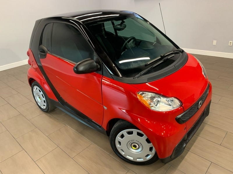 Smart fortwo 2013 price $6,495