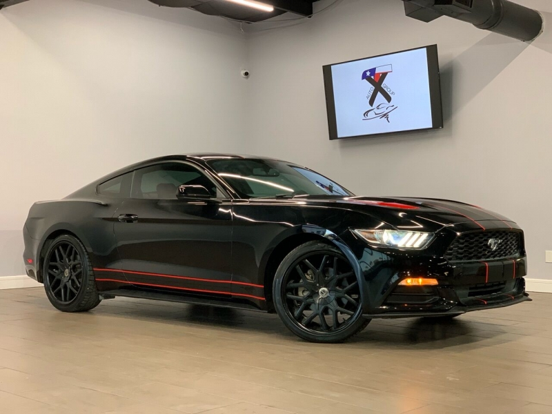 Ford Mustang 2016 price $25,600