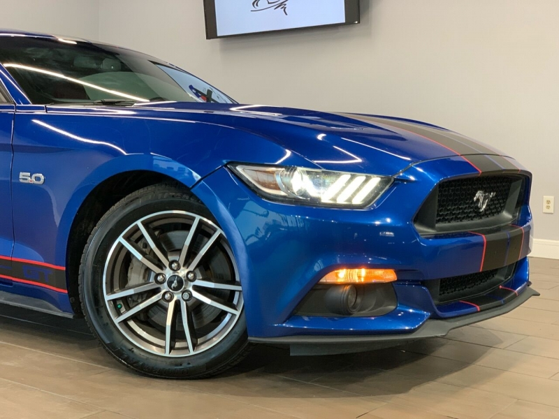 Ford Mustang 2017 price $30,495