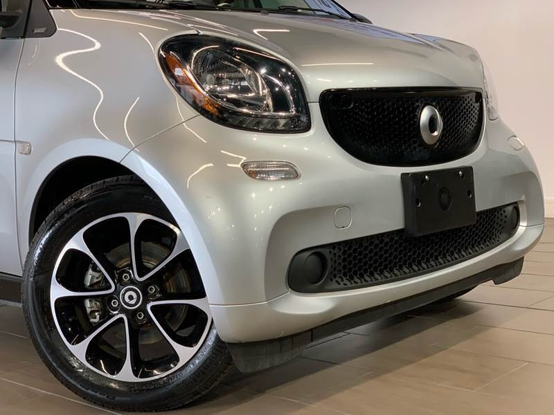 Smart fortwo 2016 price $8,500