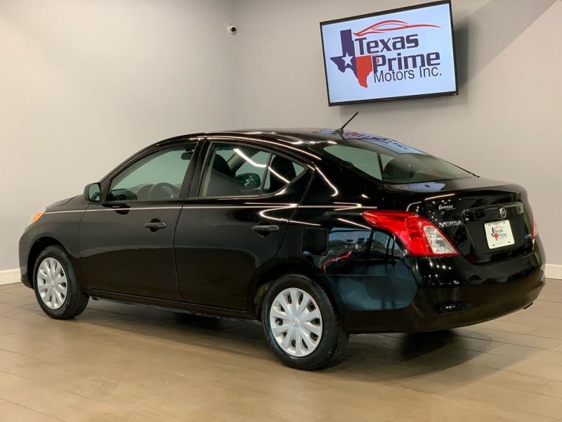 Nissan Versa 2013 price $5,995