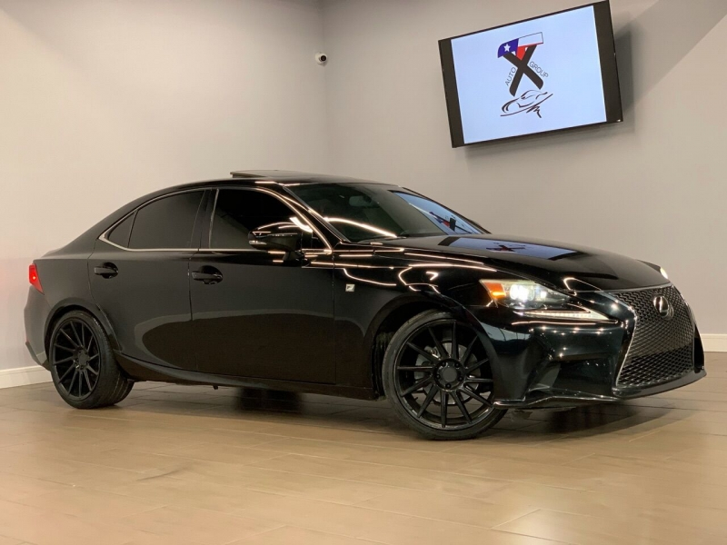 Lexus IS 250 2014 price $18,495