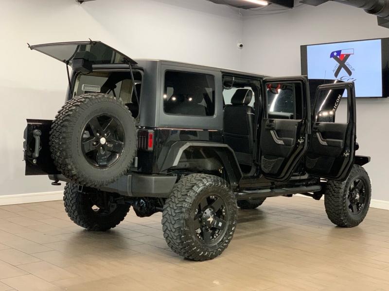 Jeep Wrangler Unlimited 2011 price $23,800