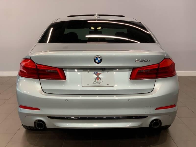 BMW 5 Series 2018 price $29,000
