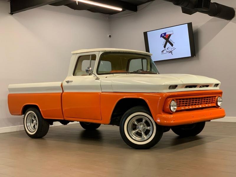Chevrolet C/K 10 Series 1962 price $12,700