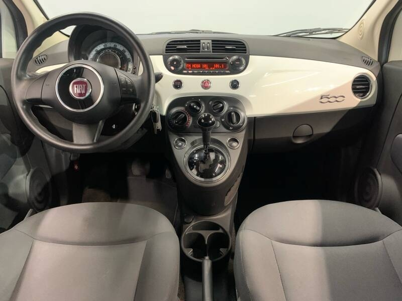 FIAT 500 2012 price $6,295