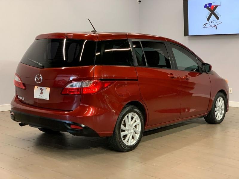 Mazda MAZDA5 2012 price $6,495